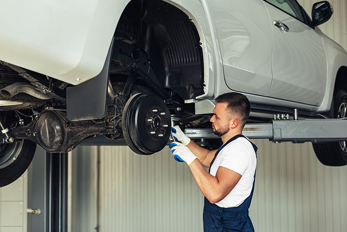 Brakes And Clutch Repair Service 1